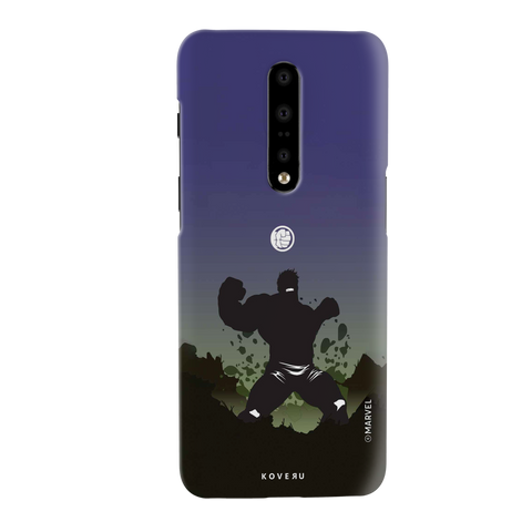 Hulk Cover Case For OnePlus 7 Pro