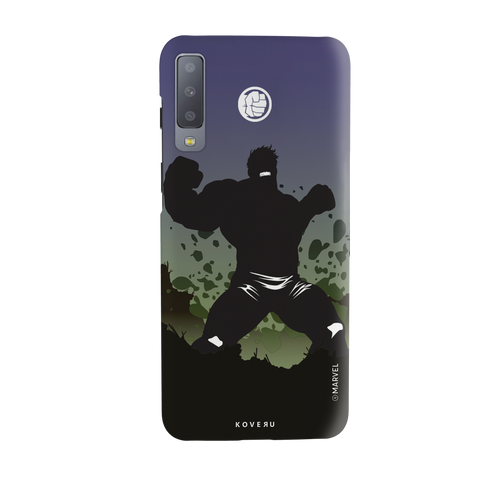 Hulk Cover Case For Samsung Galaxy A7 2018