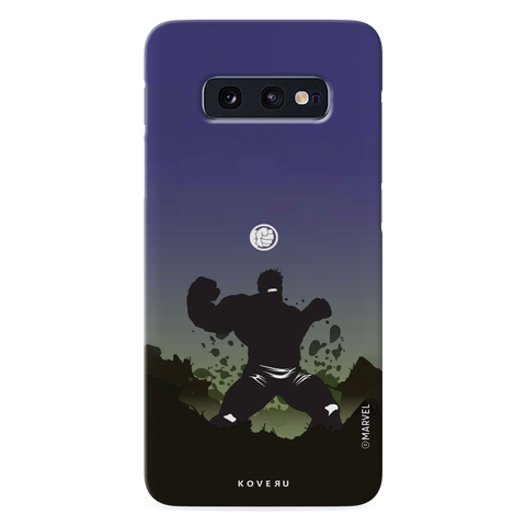 Hulk Cover Case For Samsung Galaxy S10E