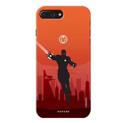 Iron Man Cover Case For iPhone 7/8 Plus