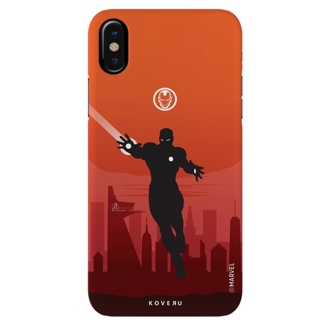 Iron Man Cover Case For iPhone X