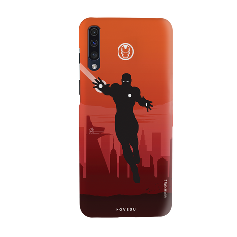 Iron Man Cover Case For Samsung Galaxy A50