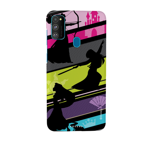 The Free - Spirited Princesses Cover Case For Samsung Galaxy M30S
