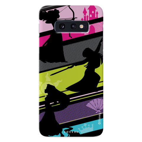 The Free - Spirited Princesses Cover Case For Samsung Galaxy S10E