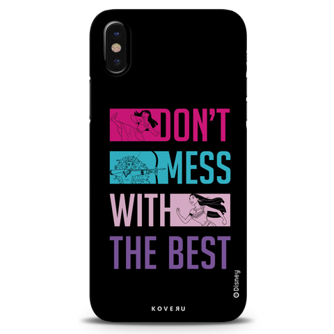 Dont Mess With The Best Cover Case For iPhone X