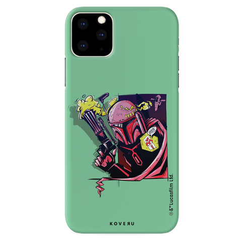 Boba Fett Cover Case For iPhone 11 Pro