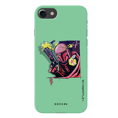 Boba Fett Cover Case For iPhone 7/8
