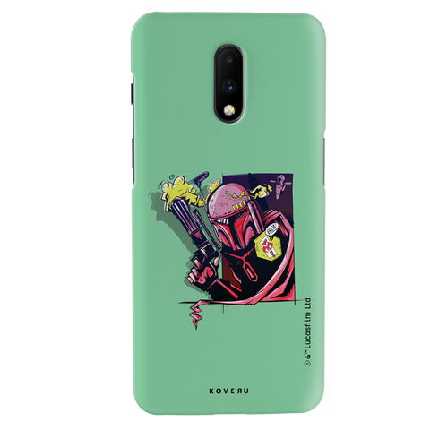 Boba Fett Cover Case For OnePlus 7