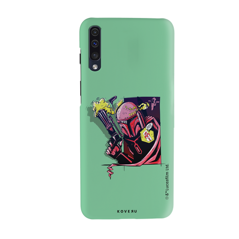 Boba Fett Cover Case For Samsung Galaxy A50