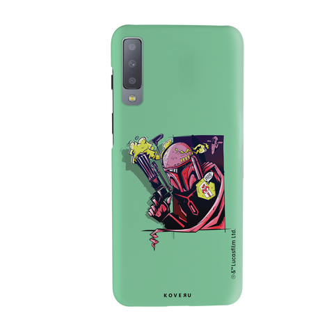 Boba Fett Cover Case For Samsung Galaxy A7 2018