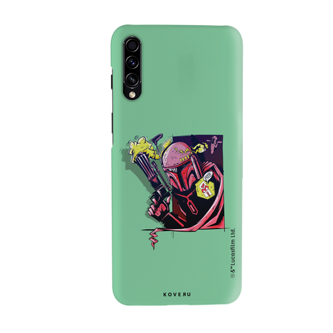 Boba Fett Cover Case For Samsung Galaxy A70S