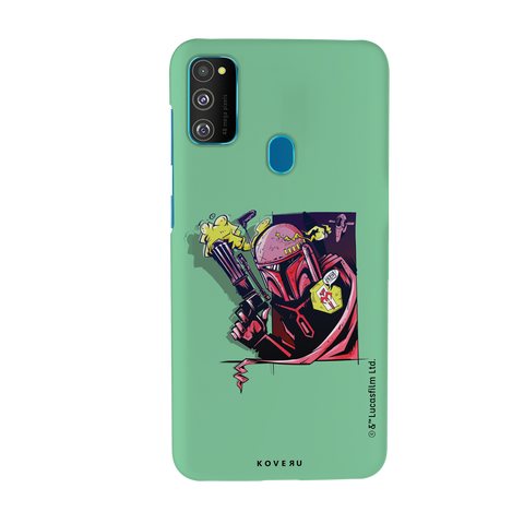 Boba Fett Cover Case For Samsung Galaxy M30S