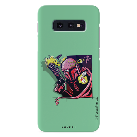 Boba Fett Cover Case For Samsung Galaxy S10E