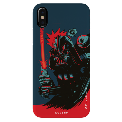 Darth Vader Cover Case For iPhone X