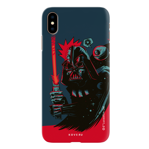 Darth Vader Cover Case For iPhone XS Max