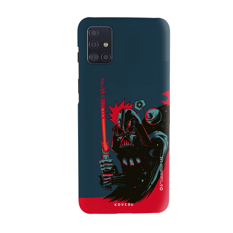 Darth Vader Cover Case For Samsung Galaxy A51