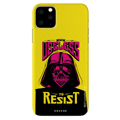 Useless To Resist Cover Case For iPhone 11 Pro