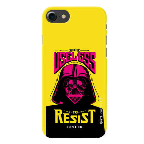 Useless To Resist Cover Case For iPhone 7/8