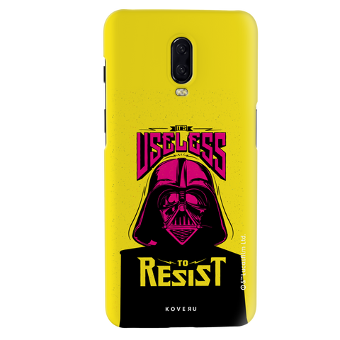 Useless To Resist Cover Case For OnePlus 6T