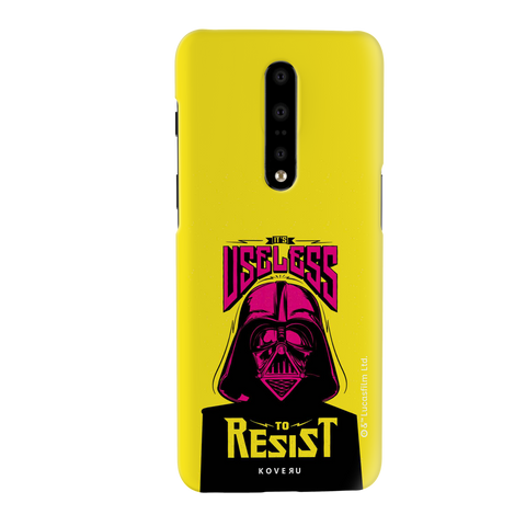 Useless To Resist Cover Case For OnePlus 7 Pro