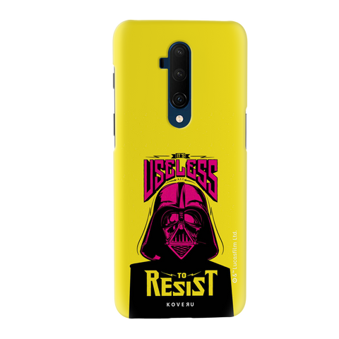 Useless To Resist Cover Case For OnePlus 7T Pro