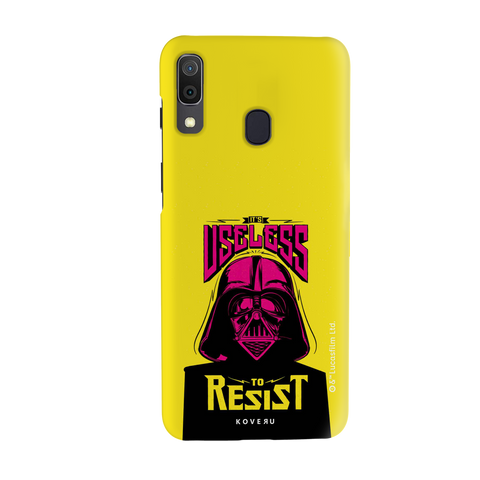Useless To Resist Cover Case For Samsung Galaxy A20