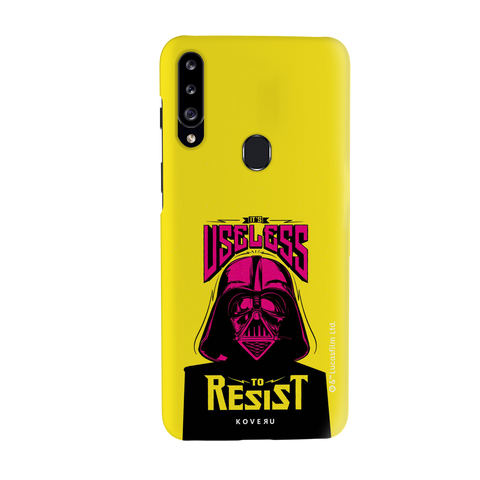 Useless To Resist Cover Case For Samsung Galaxy A20S