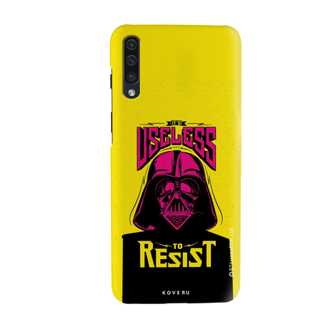 Useless To Resist Cover Case For Samsung Galaxy A50