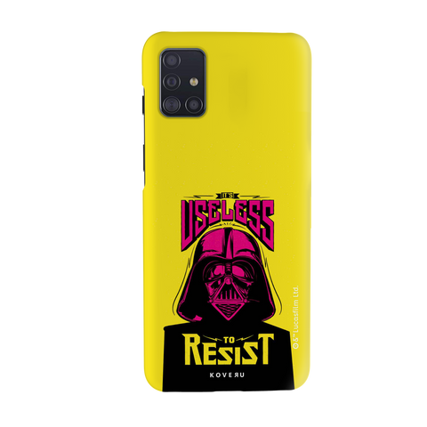 Useless To Resist Cover Case For Samsung Galaxy A51