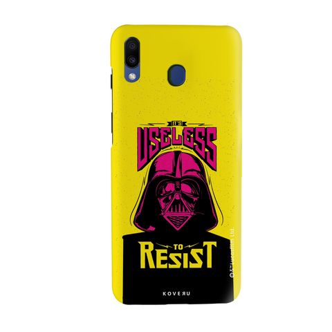 Useless To Resist Cover Case For Samsung Galaxy M20