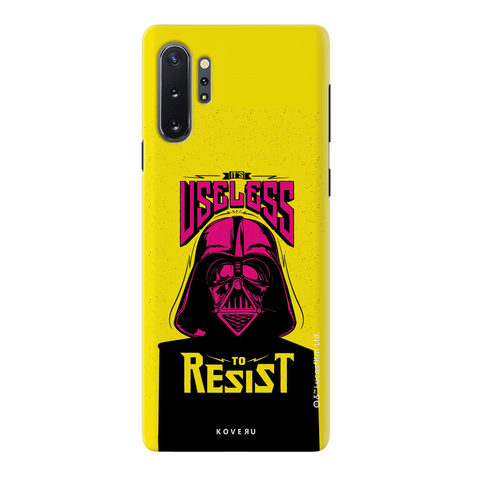 Useless To Resist Cover Case For Samsung Galaxy Note 10  Plus