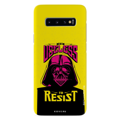 Useless To Resist Cover Case For Samsung Galaxy S10