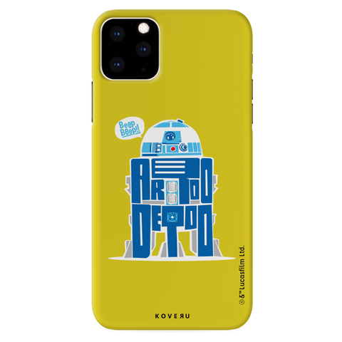 R2-D2 Cover Case For iPhone 11 Pro Max