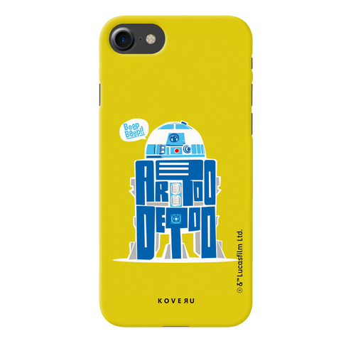 R2-D2 Cover Case For iPhone 7/8