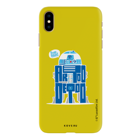 R2-D2 Cover Case For iPhone XS Max