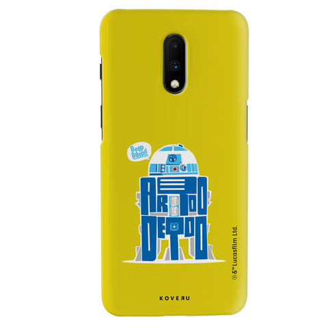 R2-D2 Cover Case For OnePlus 7