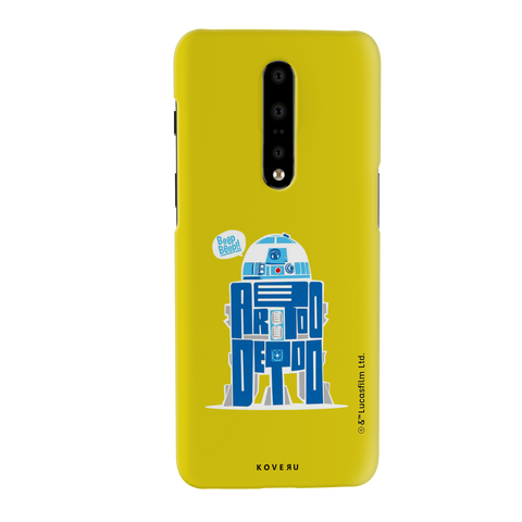 R2-D2 Cover Case For OnePlus 7 Pro