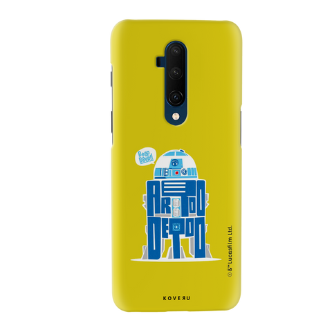 R2-D2 Cover Case For OnePlus 7T Pro