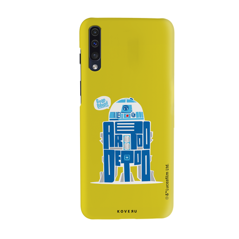 R2-D2 Cover Case For Samsung Galaxy A50
