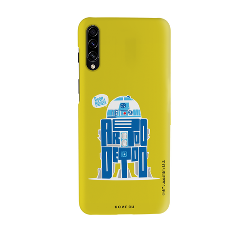 R2-D2 Cover Case For Samsung Galaxy A50S