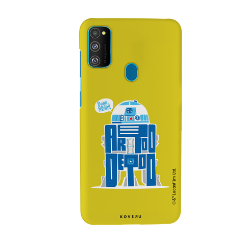 R2-D2 Cover Case For Samsung Galaxy M30S