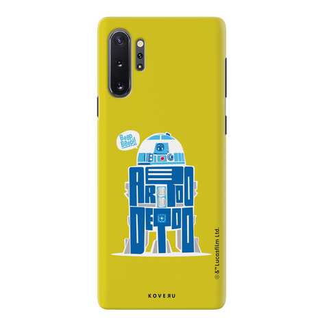 R2-D2 Cover Case For Samsung Galaxy Note 10  Plus