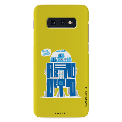 R2-D2 Cover Case For Samsung Galaxy S10E