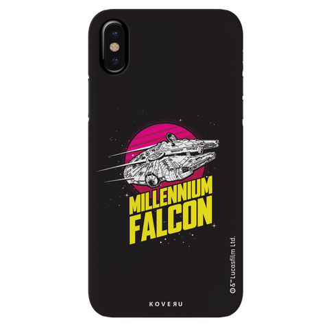 Millenium Falcon Cover Case For iPhone X