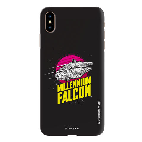 Millenium Falcon Cover Case For iPhone XS Max