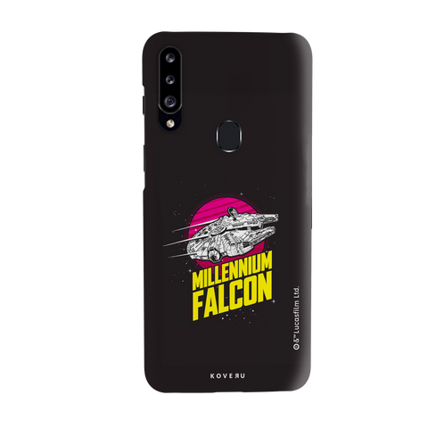 Millenium Falcon Cover Case For Samsung Galaxy A20S