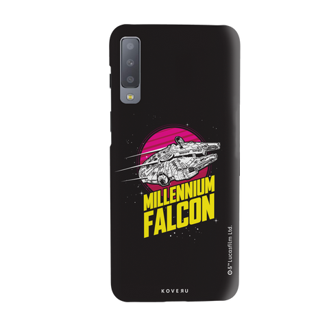 Millenium Falcon Cover Case For Samsung Galaxy A7 2018
