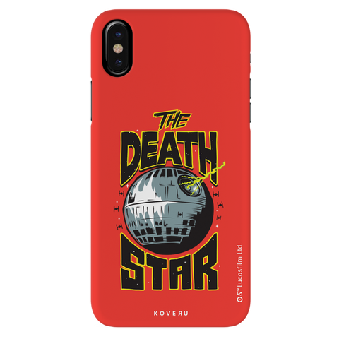 The Death Star Cover Case For iPhone X