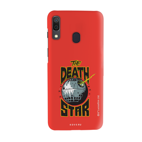 The Death Star Cover Case For Samsung Galaxy A30