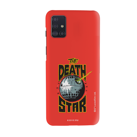 The Death Star Cover Case For Samsung Galaxy A51